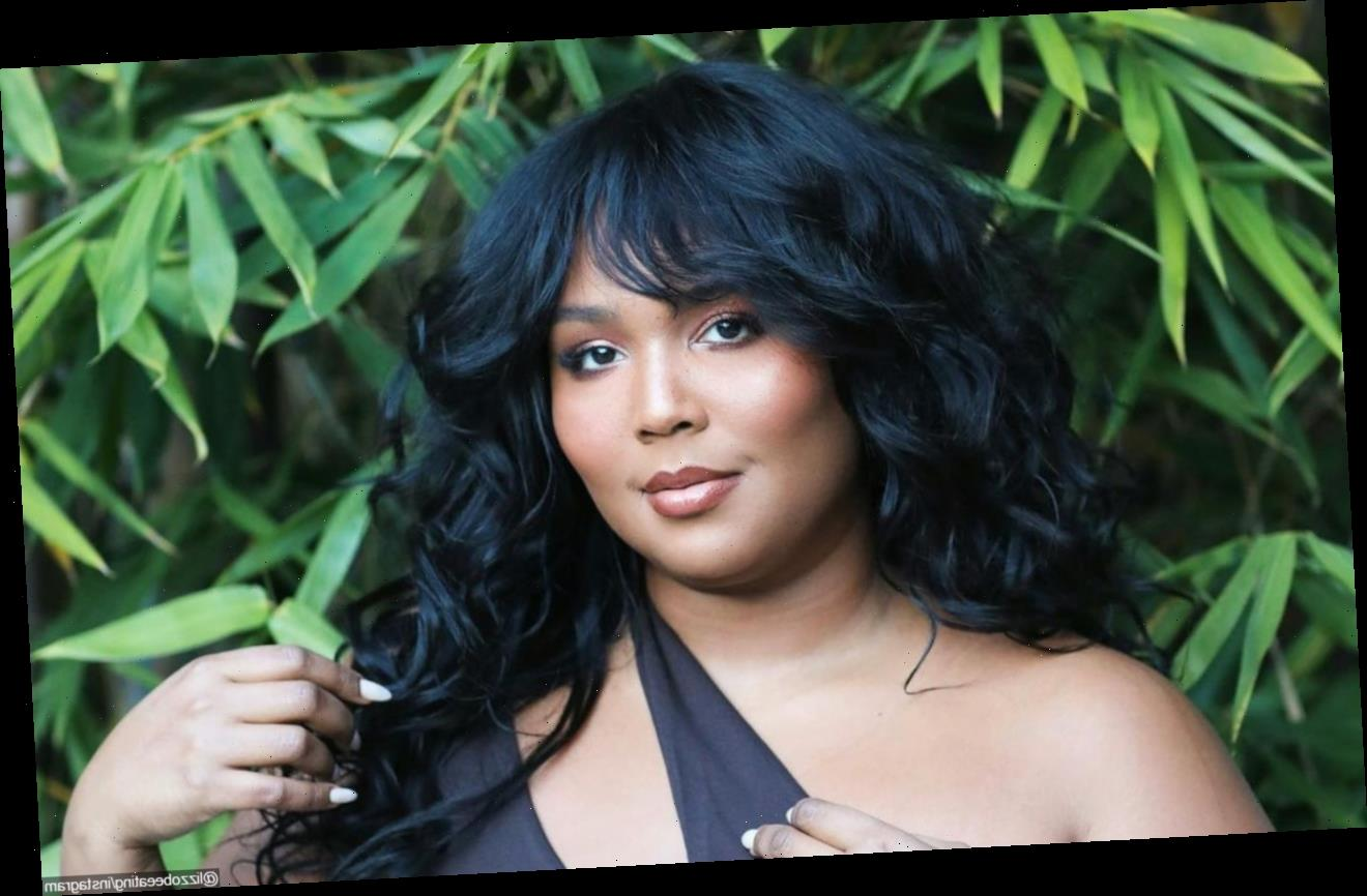 Video: Lizzo Talks to Her Belly as She Practices Self-Love