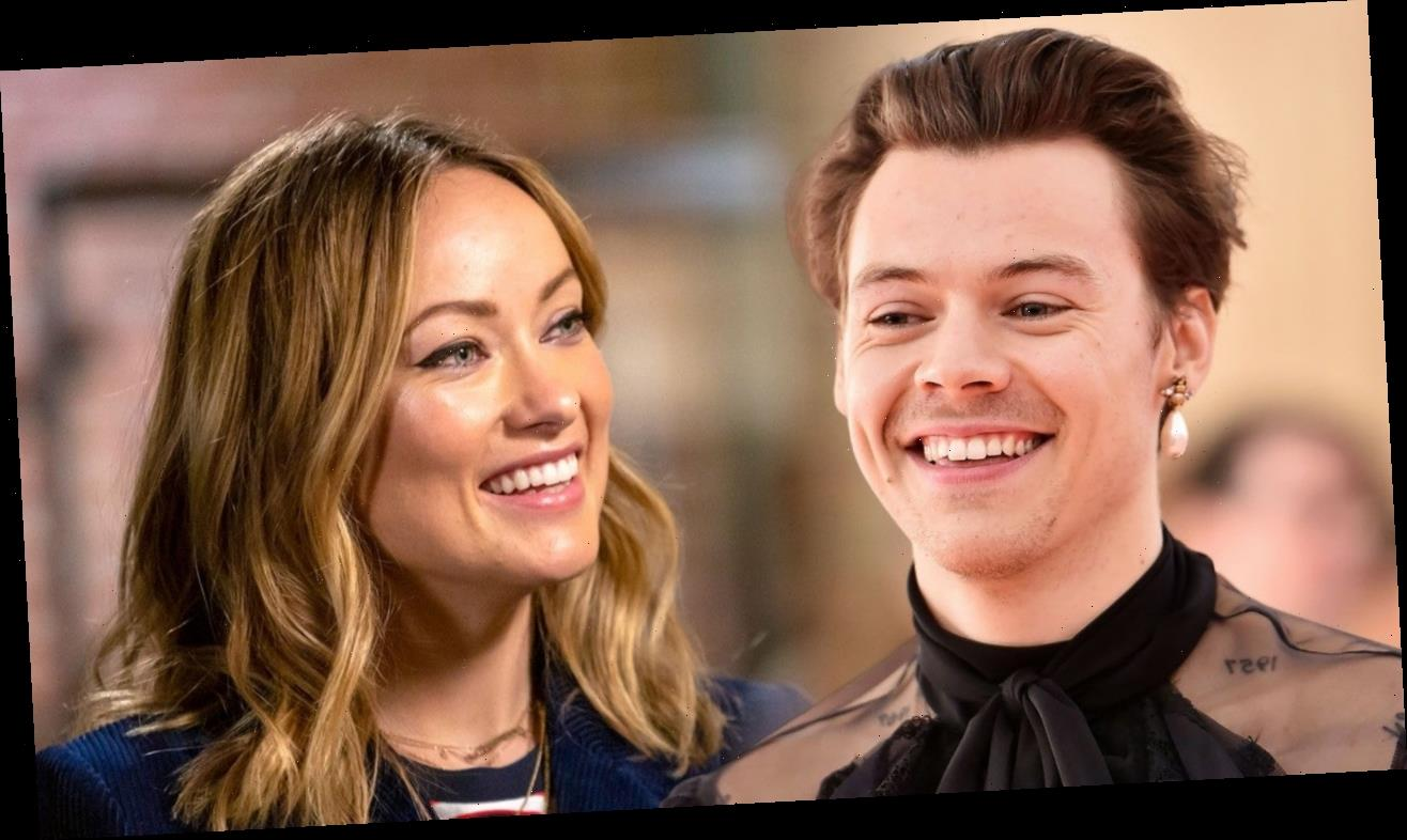 Harry Styles and Olivia Wilde are Inseparable While in the UK: Source