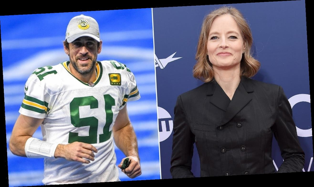 Shailene Woodley's Co-Star Jodie Foster Doesn't Know Aaron Rodgers