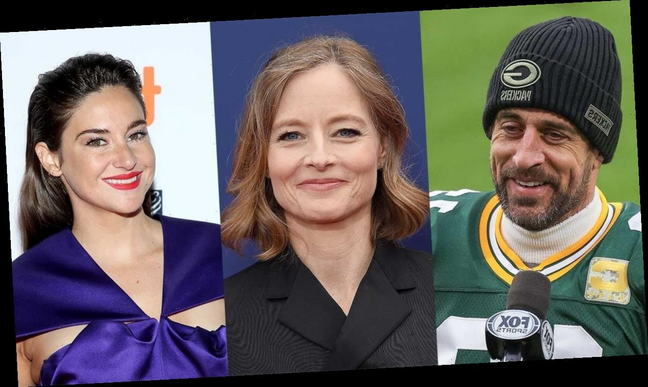 Why Fans Think Jodie Foster Set Up Aaron Rodgers and Shailene Woodley