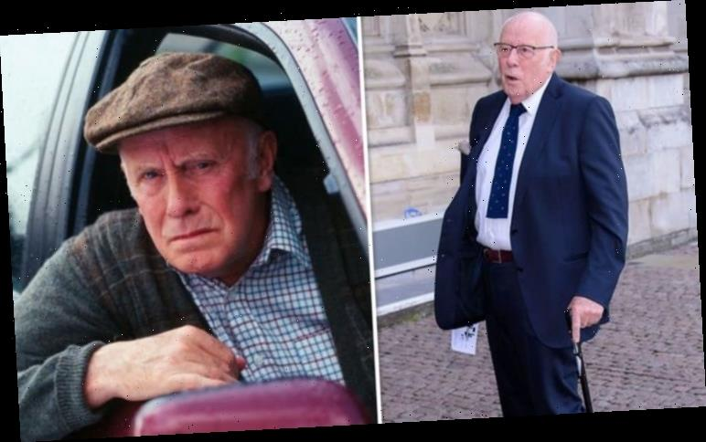 One Foot in the Grave star Richard Wilson's memory 'destroyed' after near-death fall