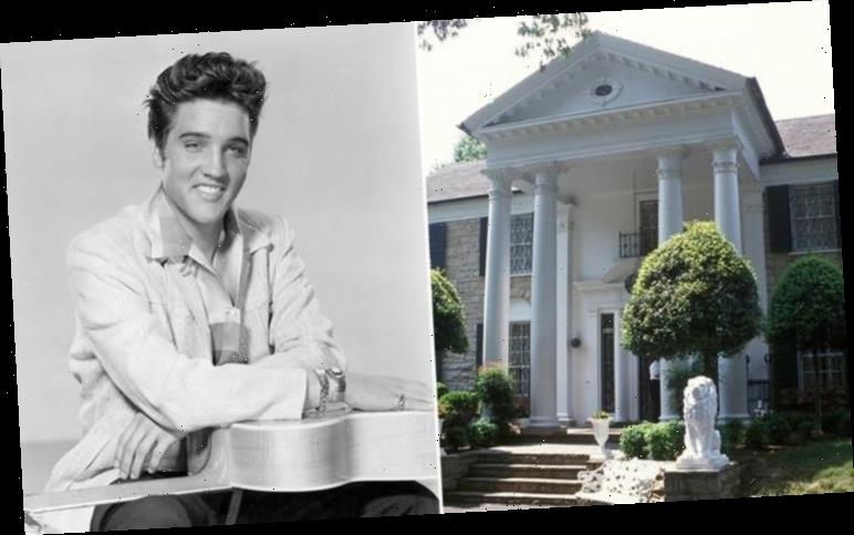 Elvis Presley's Graceland lion statues: Their unbelievable cost and where they came from