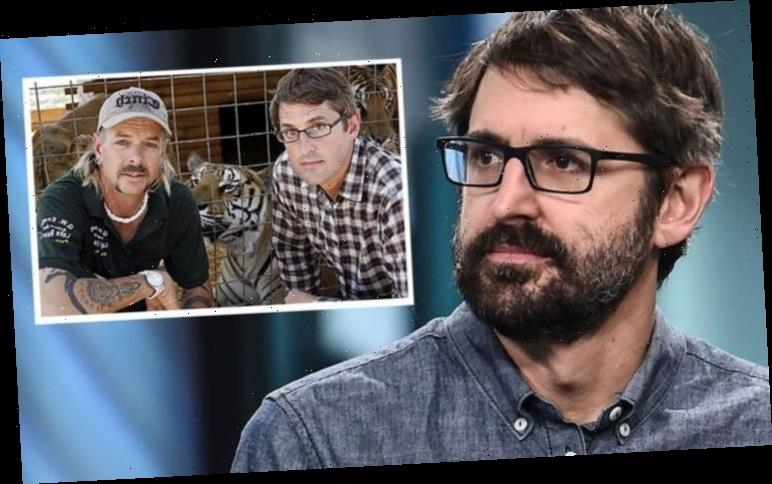 Louis Theroux looks back at explosive row with Joe Exotic: 'I knew he was p****d off'