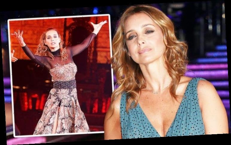 Louise Redknapp wanted fake 'illness or to break something' to quit Strictly Come Dancing