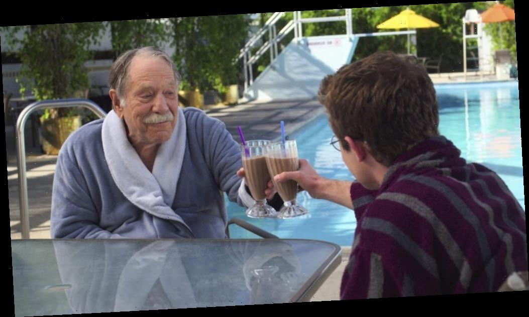 'The Goldbergs' Pays Tribute To Star George Segal