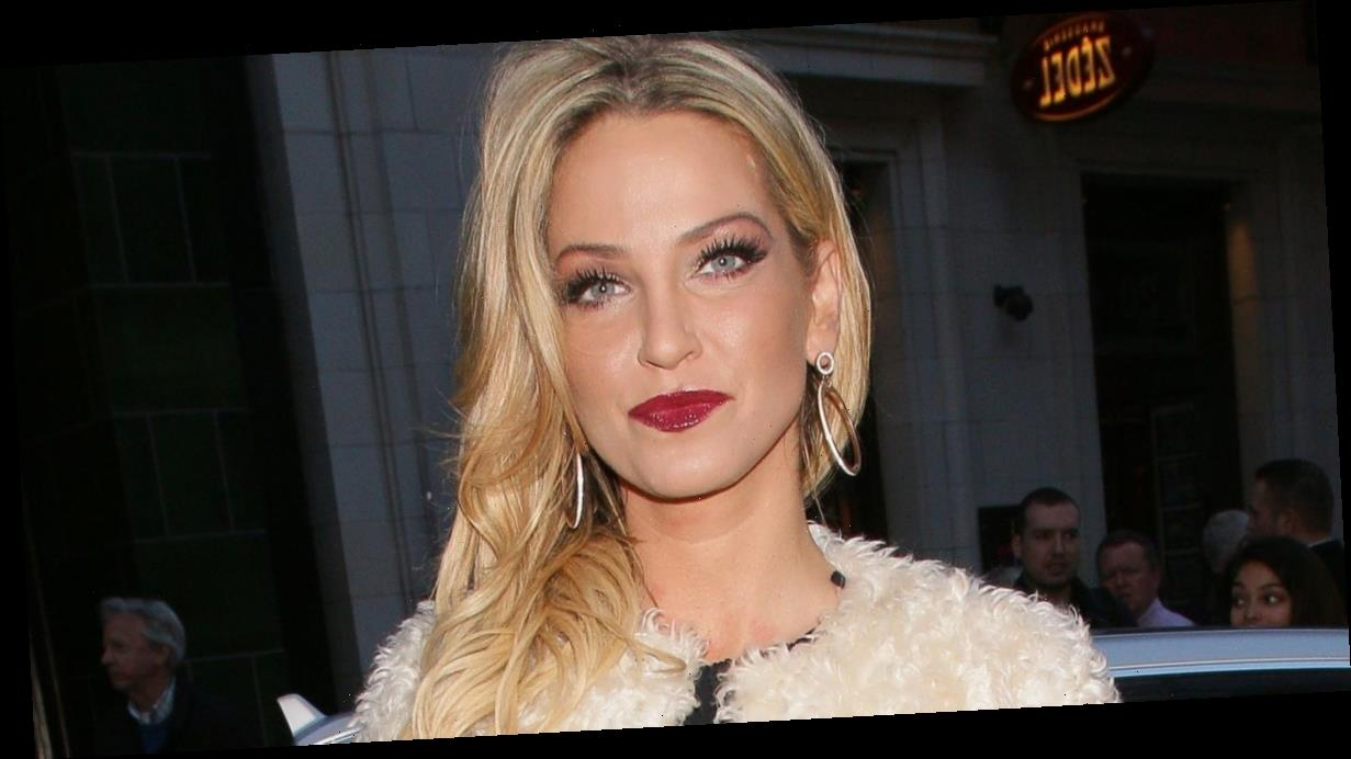 Sarah Harding turned down radiotherapy to save her hair after the cancer spread