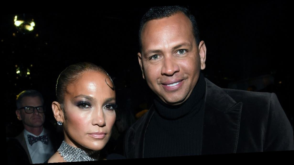 Alex Rodriguez's desperate bid to salvage J-Lo romance as he jets back for talks