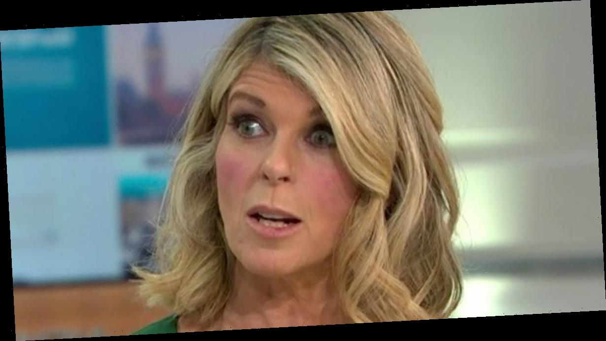 Kate Garraway converts home for husband Derek's return from hospital – but is unsure when that will be