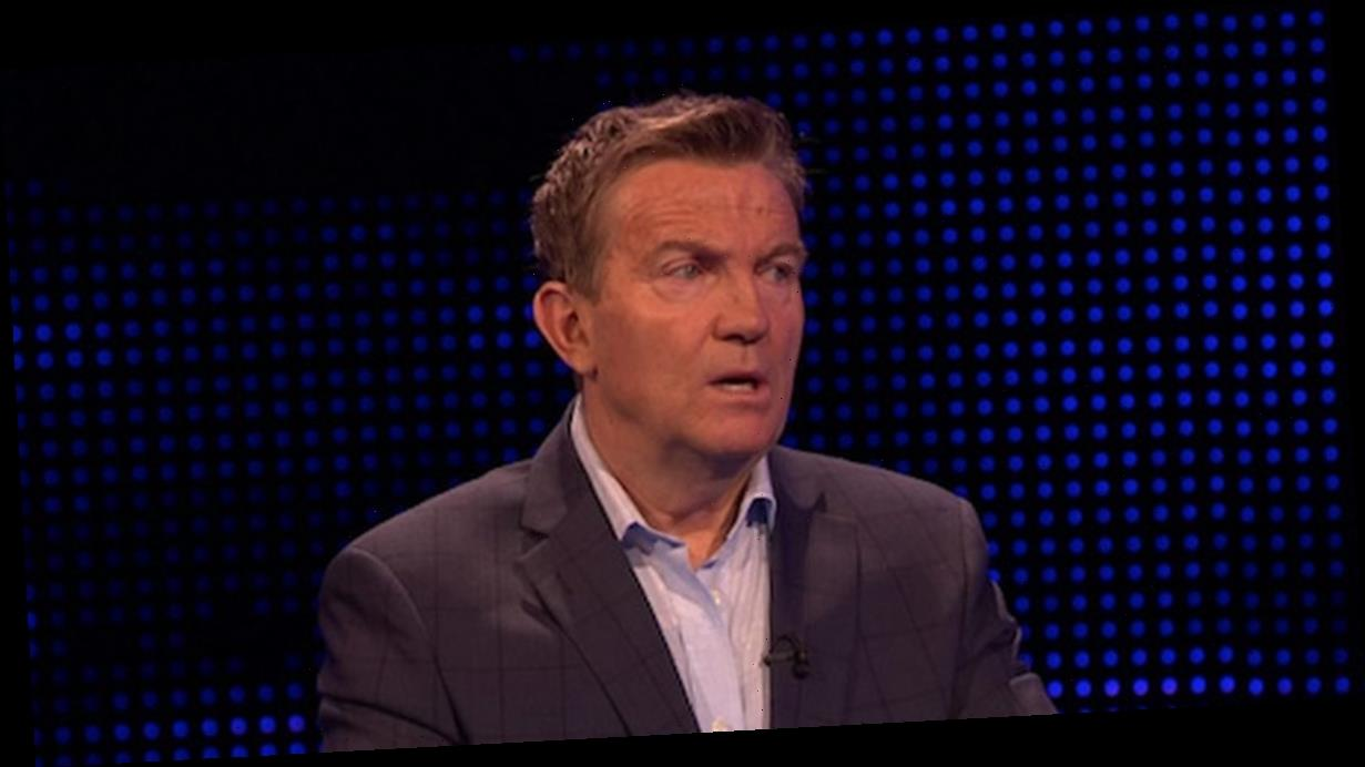 The Chase's Bradley Walsh squirms over player's 'disaster' answer to question