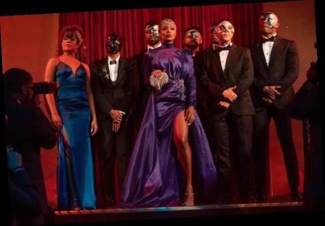BET+ Reveals Cast for Tyler Perry's Male-Stripper Drama 'All the Queen's Men' (Video)