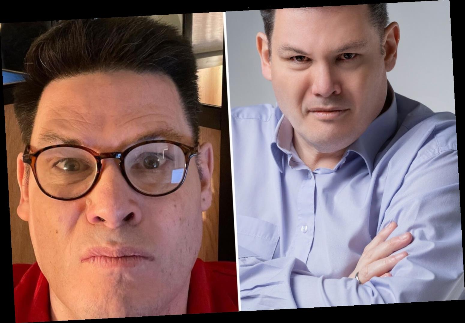 The Chase's Mark Labbett makes fans swoon with hunky new snap after dramatic weight loss