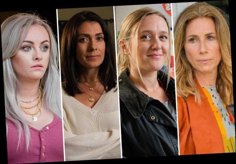 The Syndicate viewers go wild as they spot FOUR legendary soap stars in new BBC drama including Kym Marsh