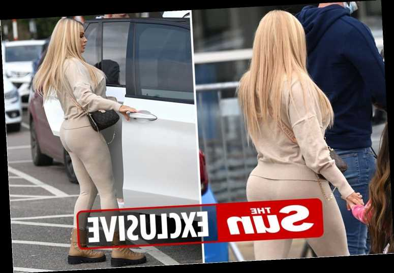 Katie Price forced to deny having secret bum lift surgery in lockdown after fans spot 'evidence' in new photos