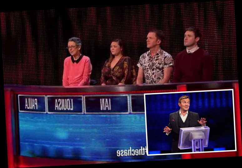 The Chase fans notice something VERY wrong with Bradley Walsh's social distancing – but soon spot ITV 'loophole'