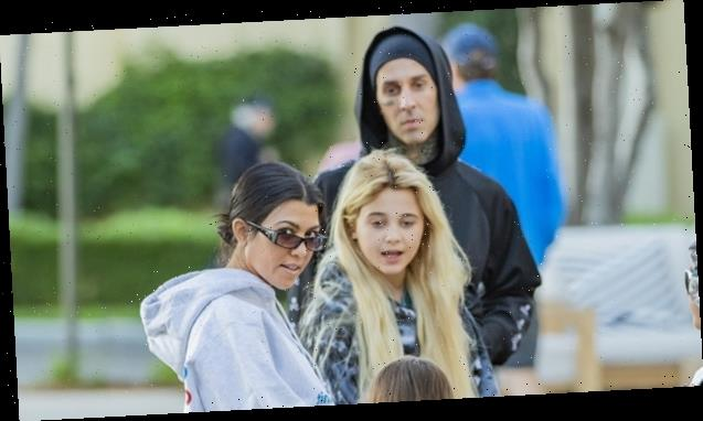 Travis Barker Gushes That His Relationship With Kourtney 'Comes Natural': She's A 'Great Mom'