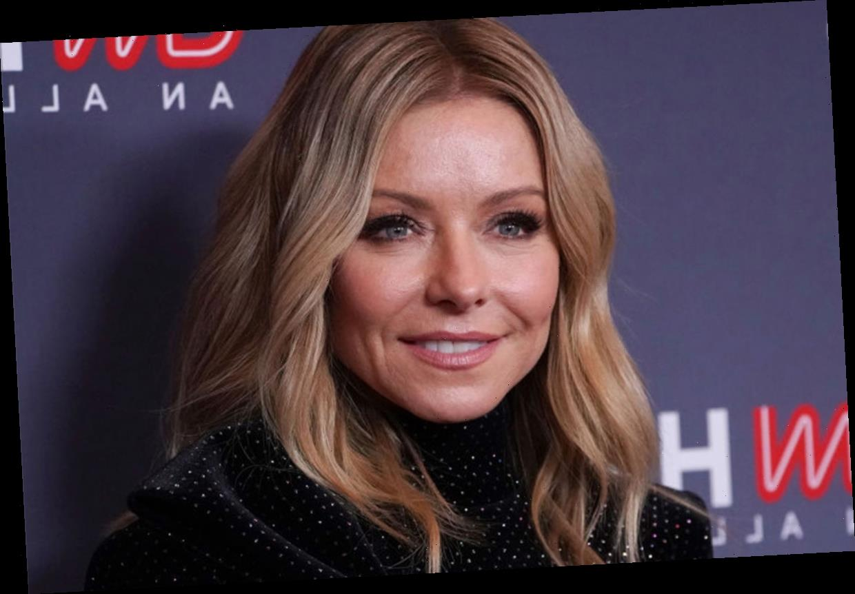 Why was Kelly Ripa temporarily replaced on Live With Kelly and Ryan?