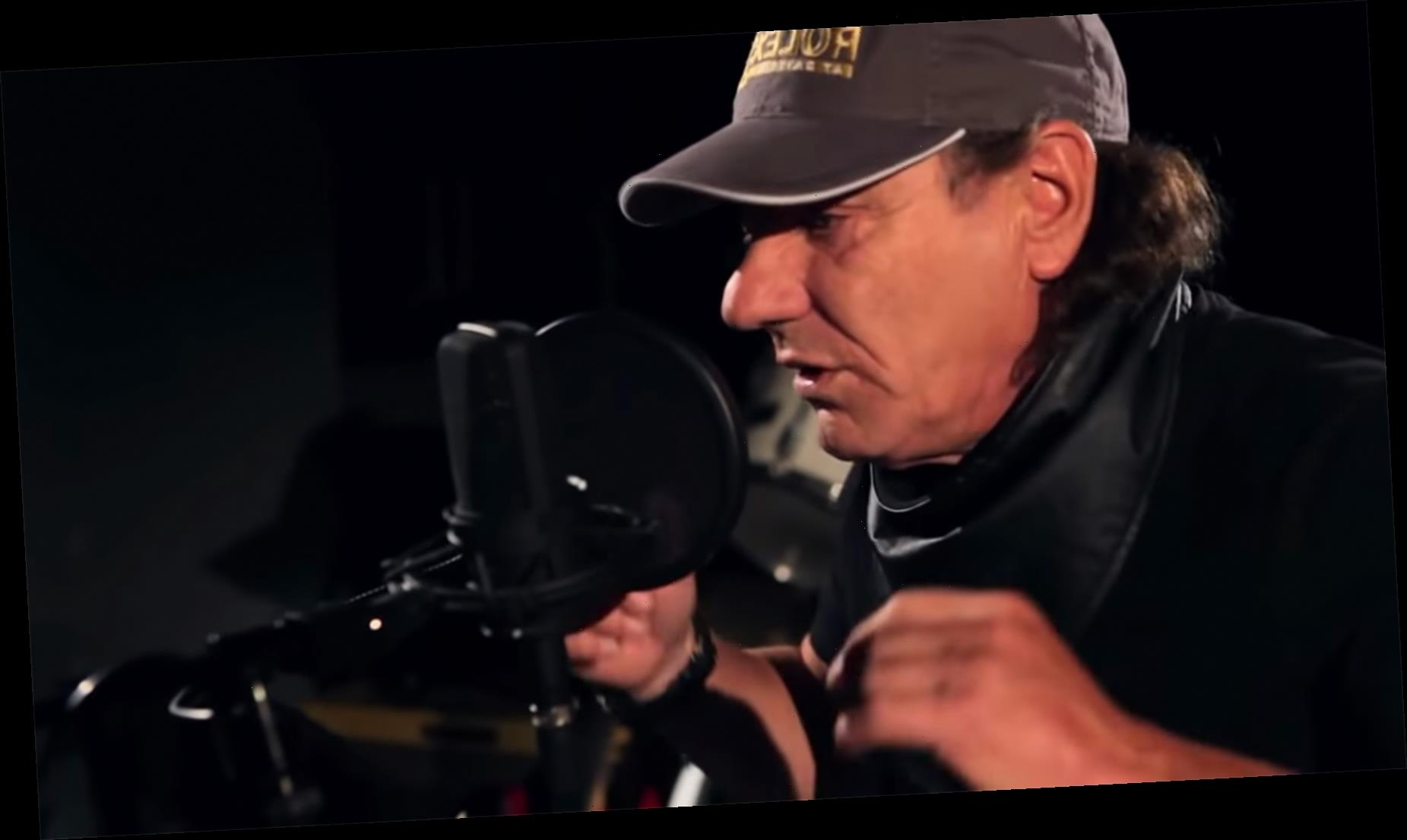 See AC/DC's Brian Johnson Explain How He Joined the Band to Make 'Back in Black'