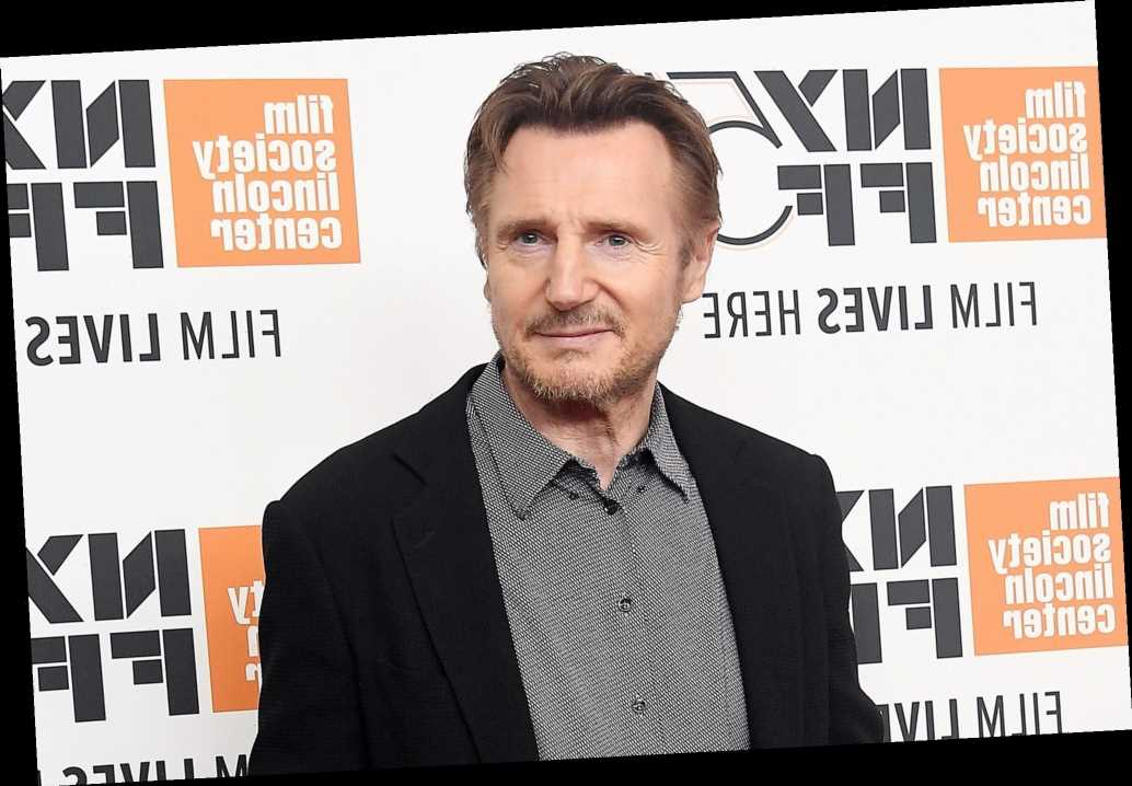 Liam Neeson to Greet Moviegoers for His New Film in New York City amid Theater Re-Openings