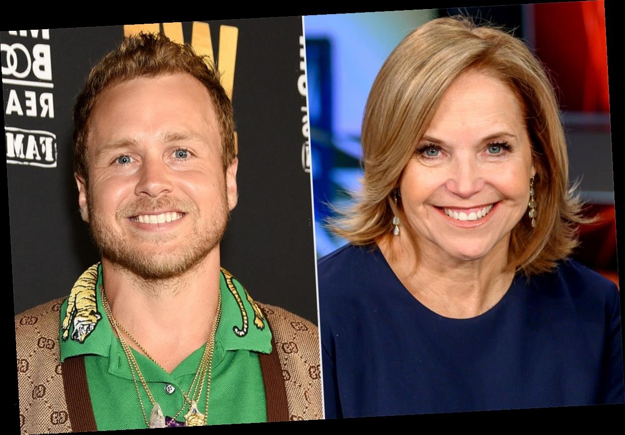 Katie Couric DMed Spencer Pratt to Meet His Hummingbirds: 'One of the Coolest Things I've Ever Done'