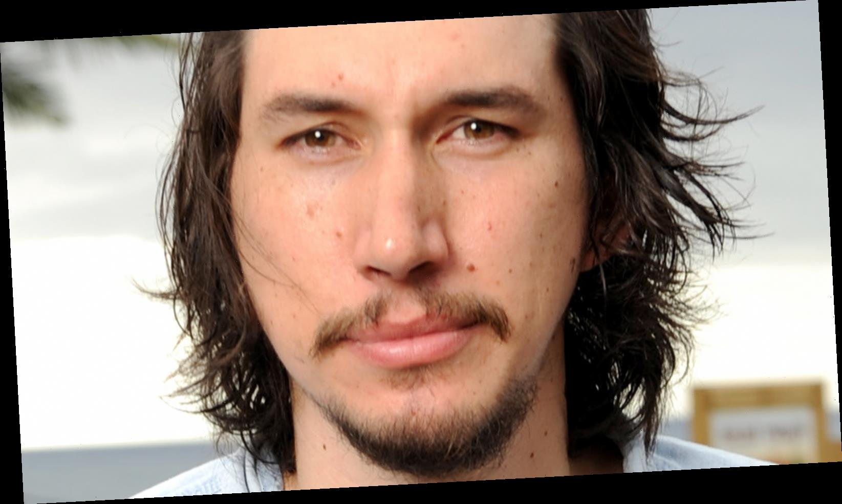 Here's Why Adam Driver Kept His Son A Secret From The Media