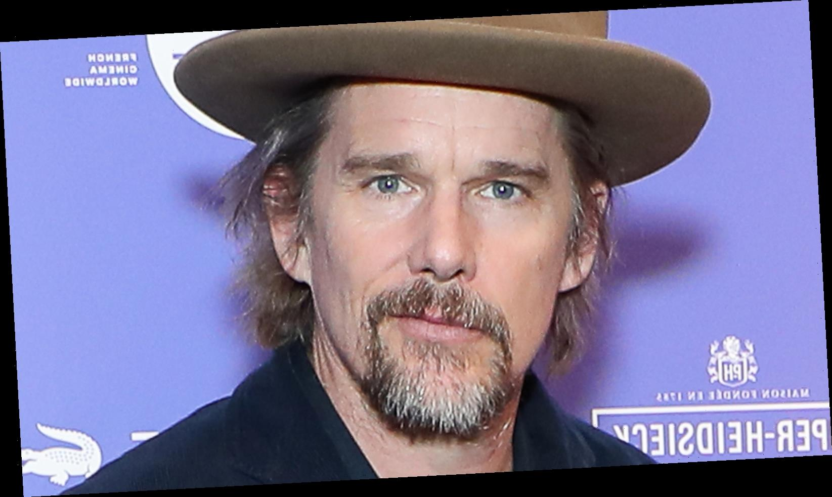 Here's How Much Ethan Hawke Is Really Worth