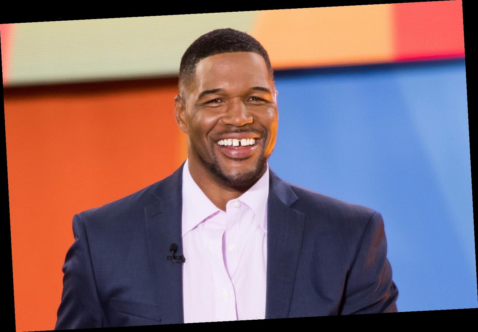 What is Michael Strahan's net worth?