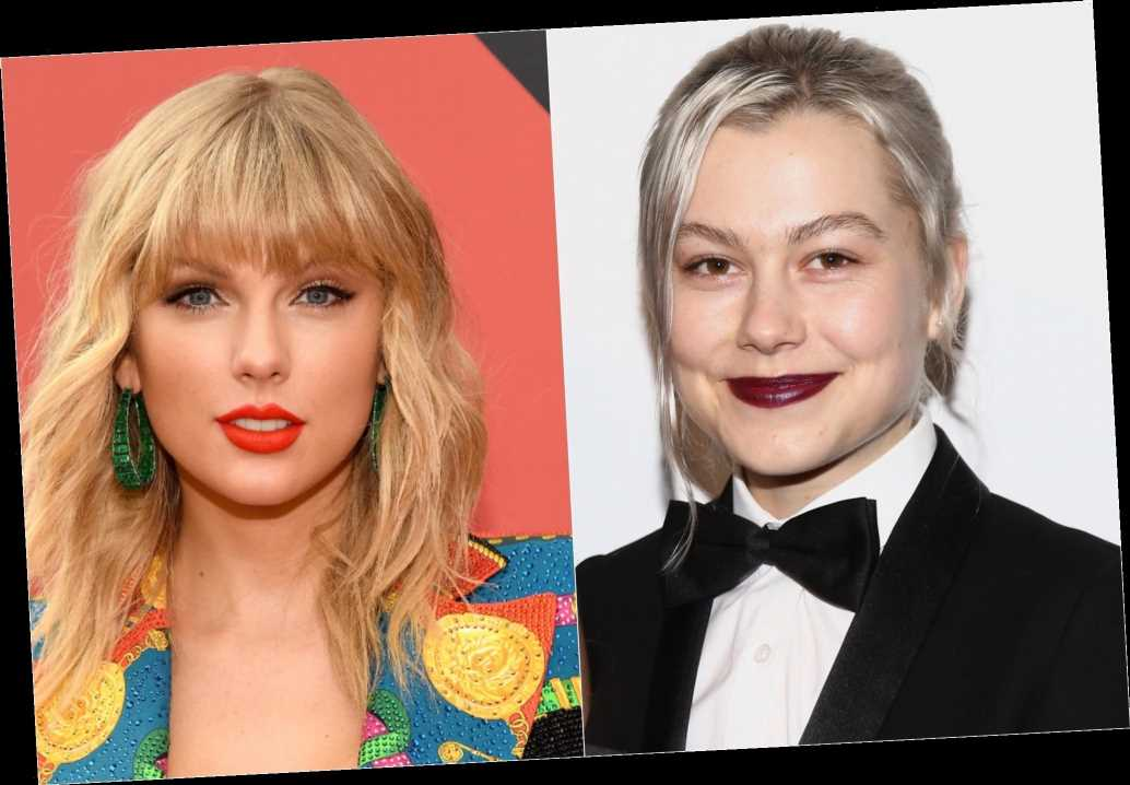 How Does Phoebe Bridgers Feel About Taylor Swift Comparisons? The Two Will Both Be at the Grammys This Year