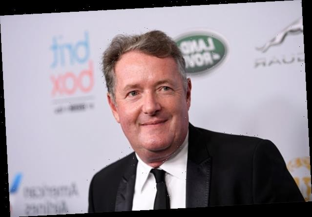 Piers Morgan Briefly Resurfaces to Double Down on His Beef With Meghan Markle