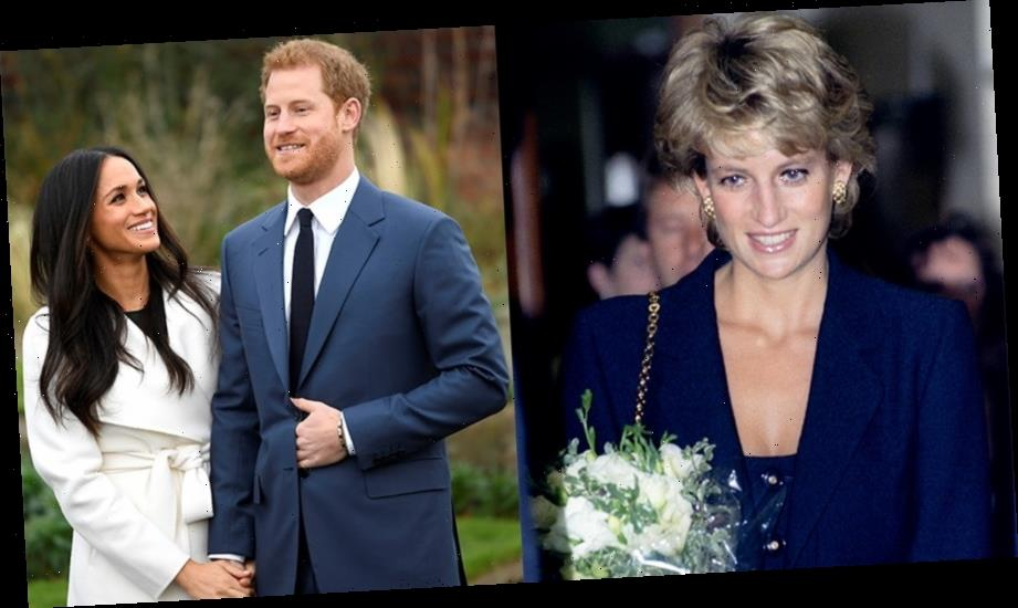 Prince Harry says mom Princess Diana would feel 'very angry,' 'sad' about royal family fallout