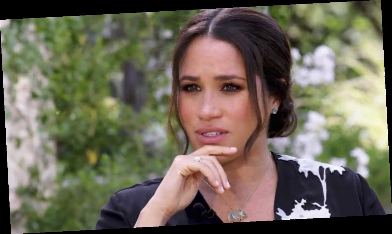 Meghan Markle Explains to Oprah Winfrey Why She Chose to Speak Out Now