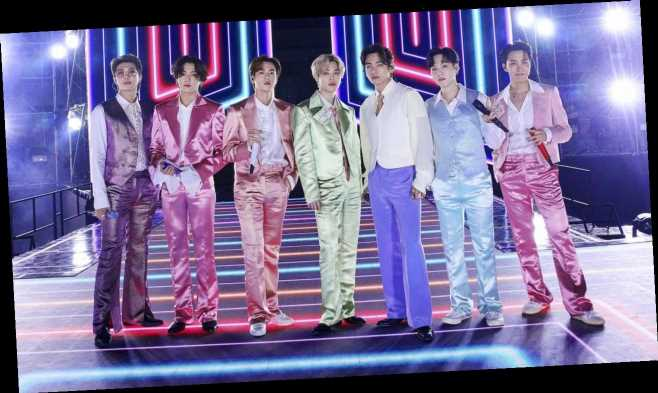 BTS Shares Emotional Message to Stop Asian Hate