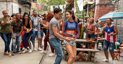 'In the Heights' Will Premiere at the Tribeca Festival