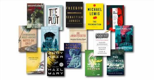15 New Books to Watch For in May