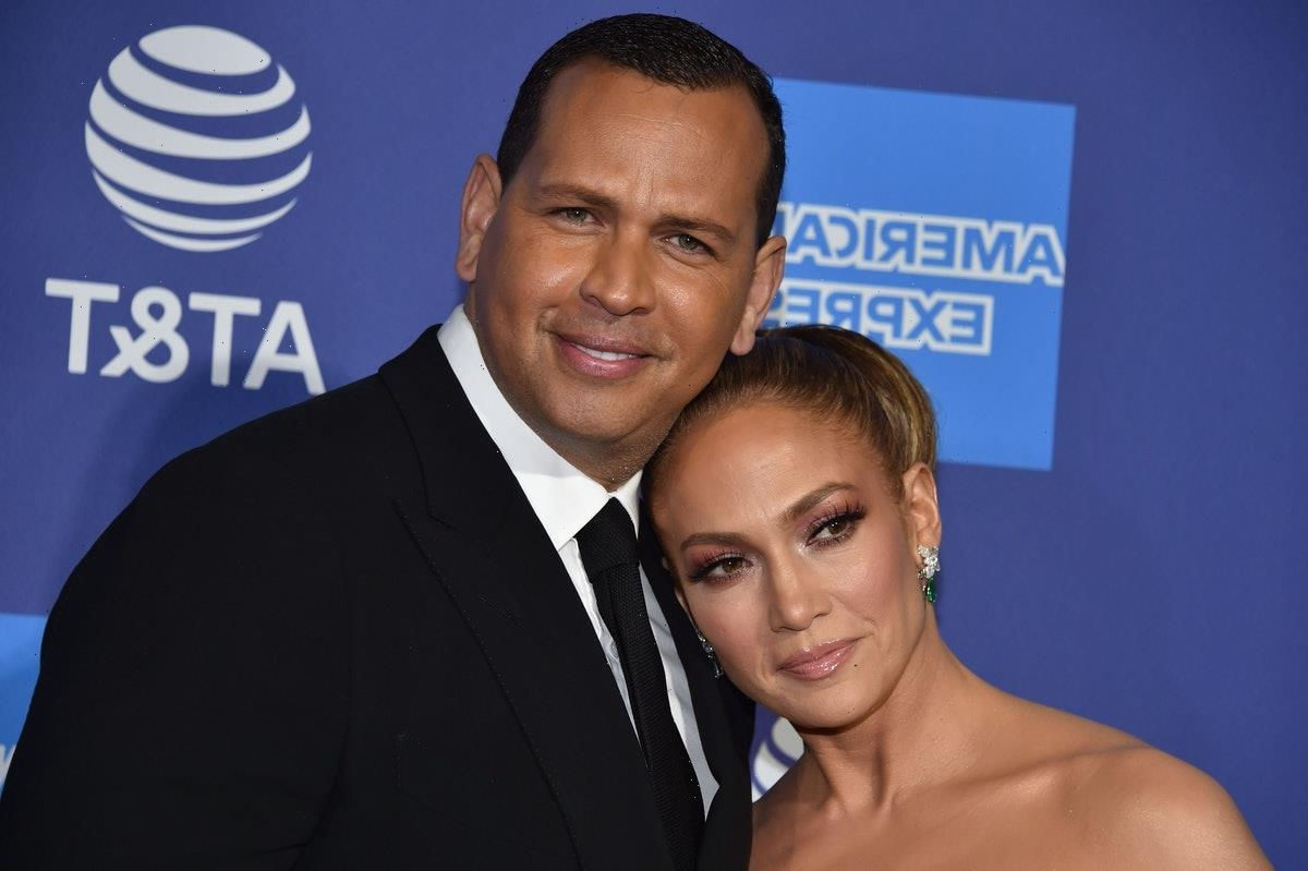 Alex Rodriguez's Instagram For His Daughter's Birthday Contains Two Jennifer Lopez Photos