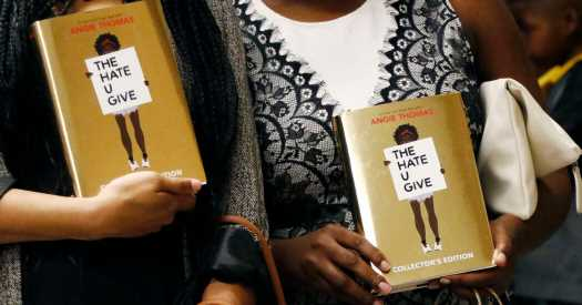 Books About Racism and Police Violence Fill Out List of 'Most Challenged' Titles