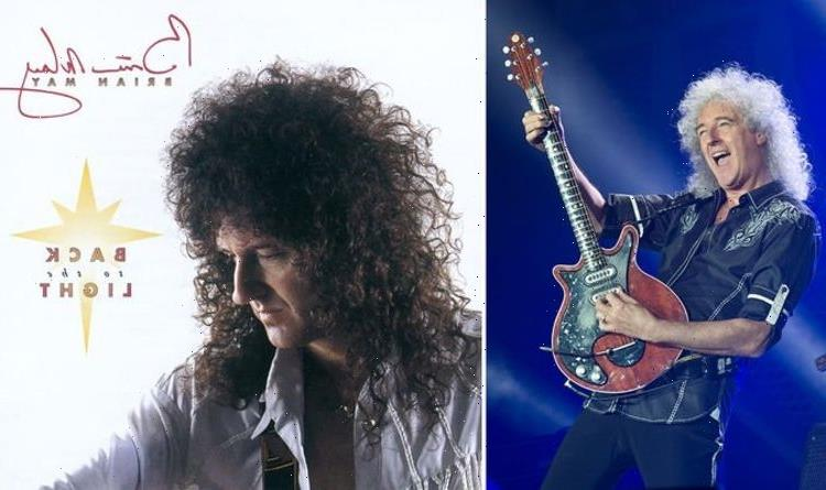 Brian May re-mastering solo album Back to the Light: 'Some things inside me are eternal'
