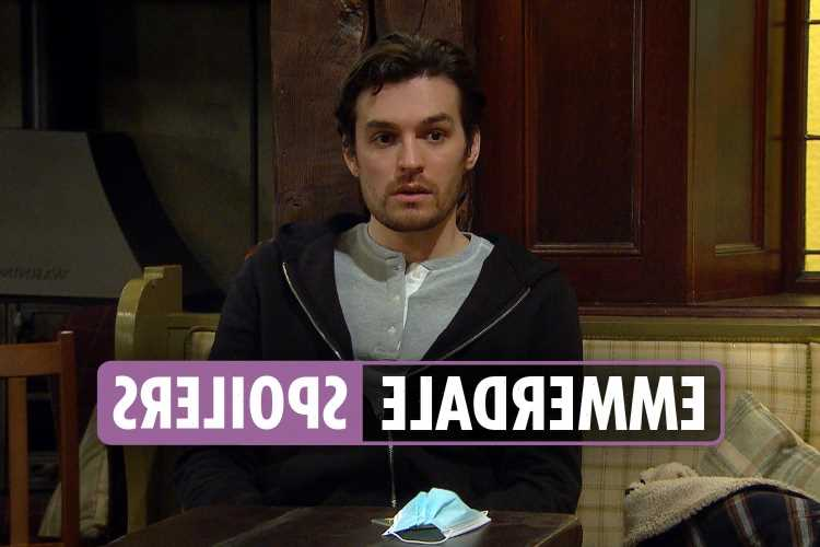 Emmerdale spoilers: Mackenzie Boyd and Aaron Dingle caught together by Moira and Cain