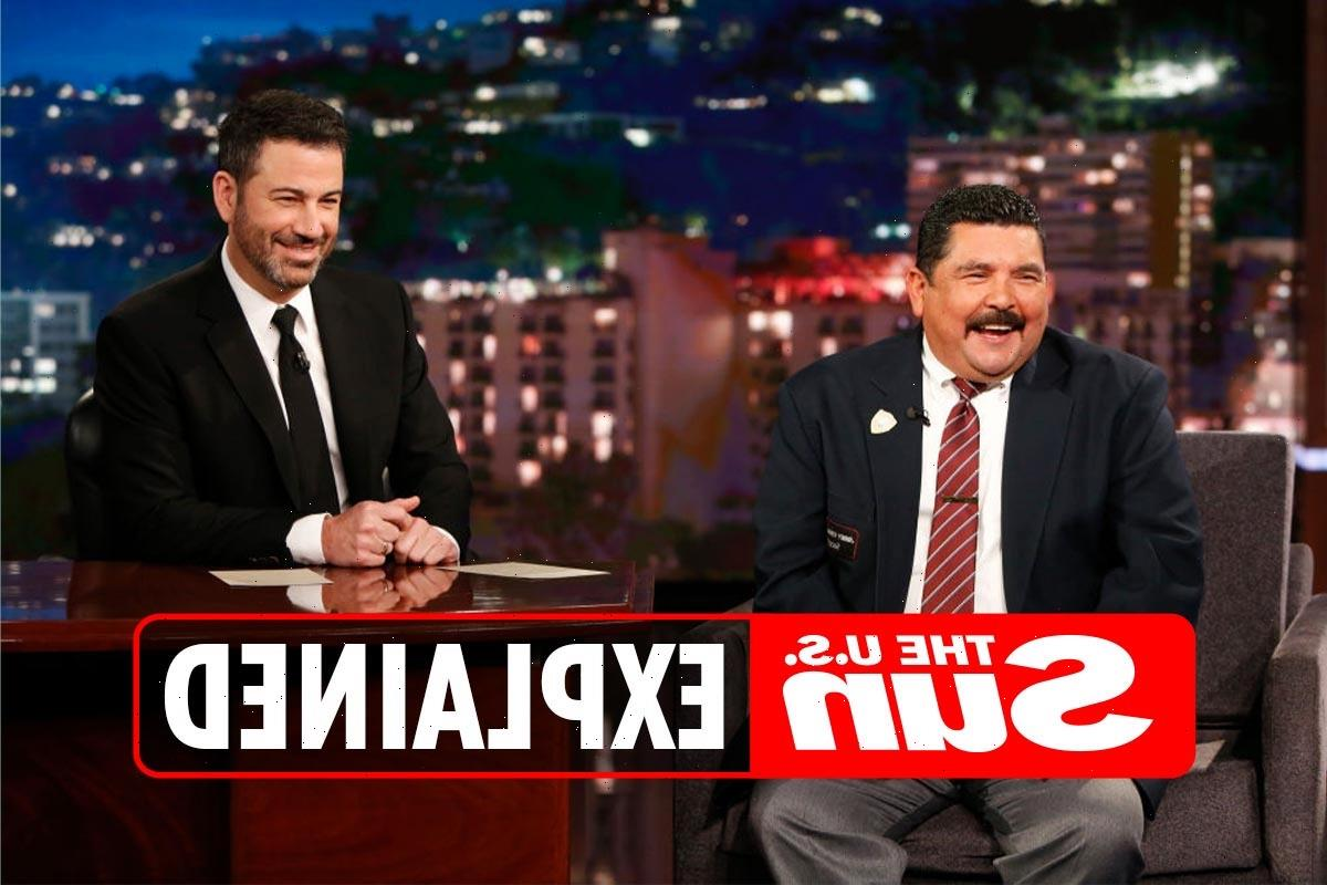 How much does Guillermo make on Jimmy Kimmel?