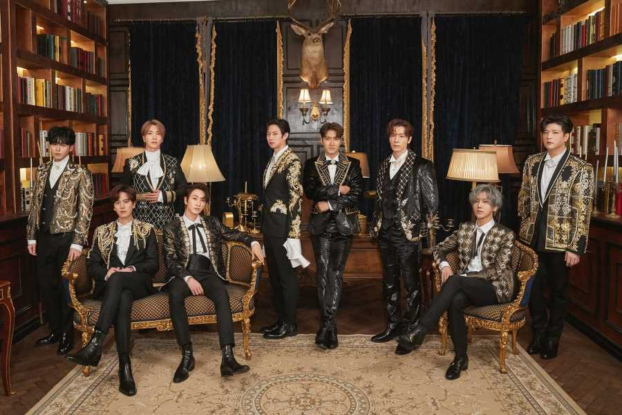 K-Pop Forerunner Super Junior Reflect on Their 15-Year Career and New Album