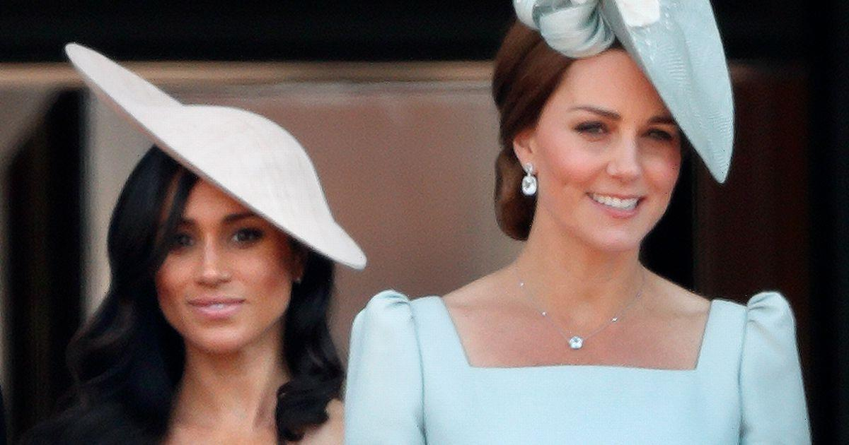 Kate Middleton and Meghan Markle 'both played peacemaker' between Harry and Wills before Prince Philip's funeral