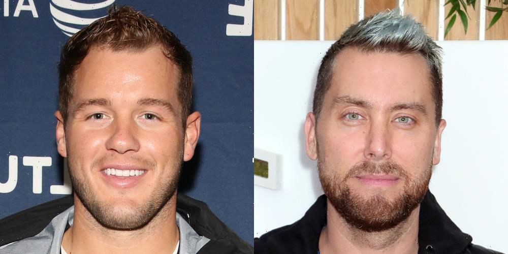 Lance Bass Explains Why Colton Underwood Will Face Backlash from Gay Community