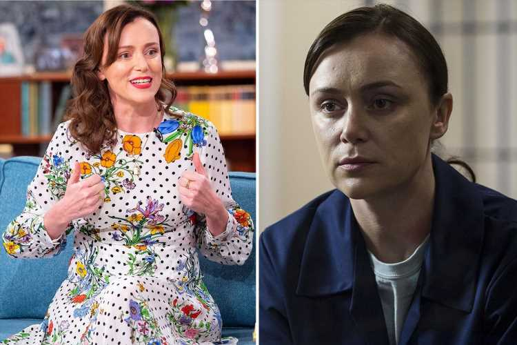 Line of Duty's Keeley Hawes to front new sci-fi series The Midwich Cuckoos with revolting pregnancy twist