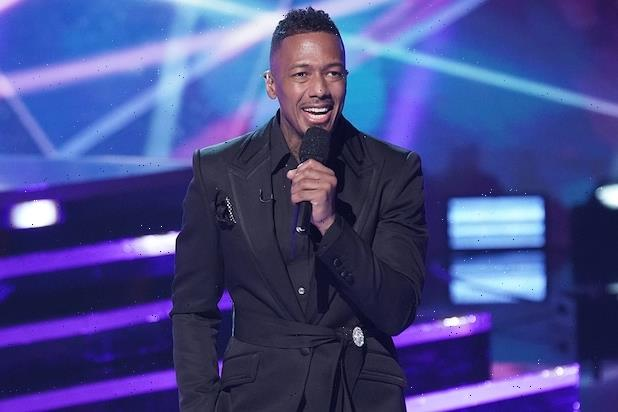'Masked Singer' Host Nick Cannon Teases Jenny McCarthy for Again Guessing Jamie Foxx