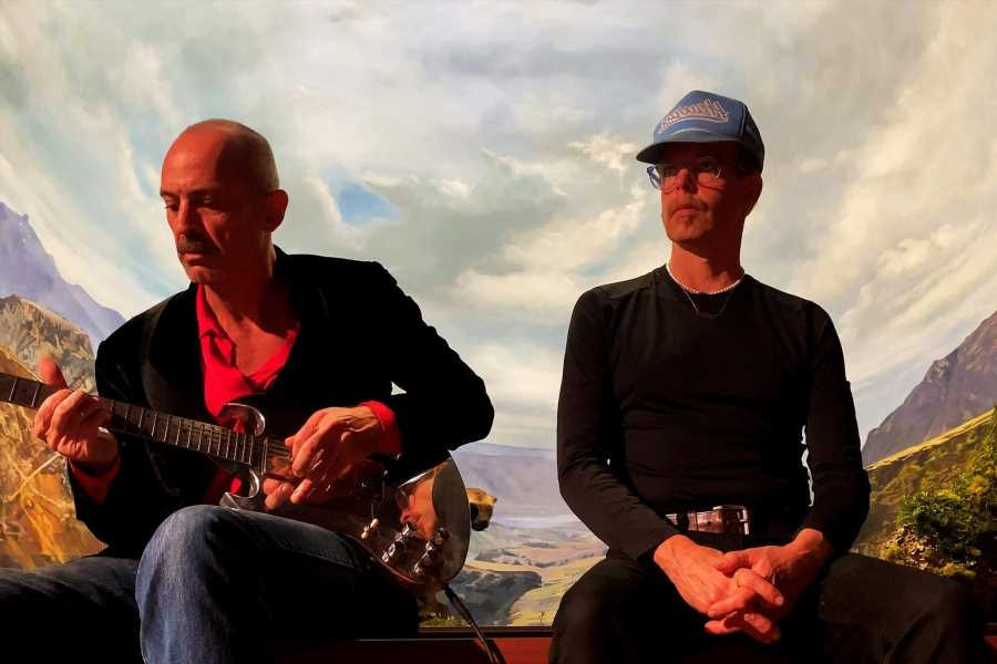 Matt Sweeney and Bonnie 'Prince' Billy's Duo Strengthens With Age on 'Superwolves'