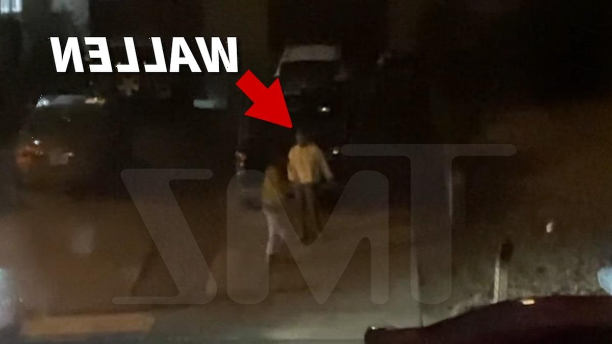 Morgan Wallen Hurls N-Word Outside Home After Rowdy Night Out