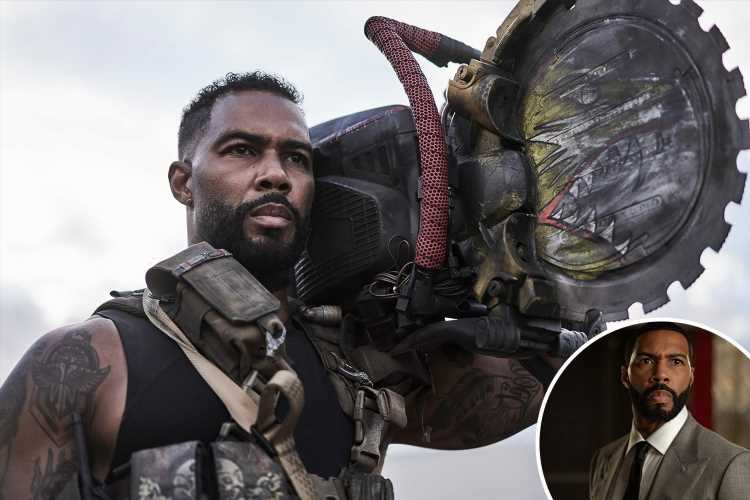Netflix trailer for Army of the Dead sees Power's Omari Hardwick transformed – and he's worlds away from Ghost