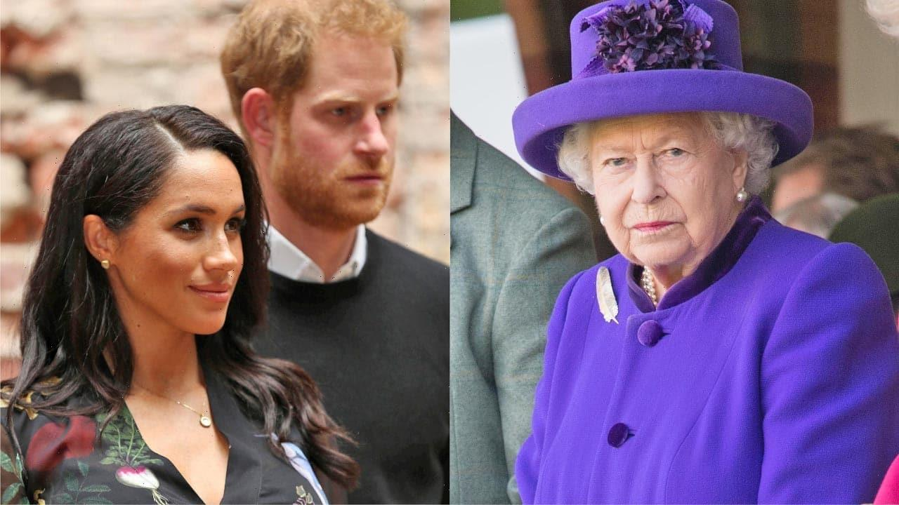 Queen Elizabeth 'understands why' Meghan Markle can't travel for Prince Philip's funeral: report