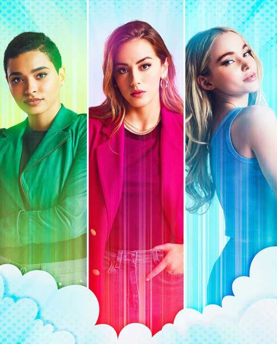See Chloe Bennet, Dove Cameron and Yana Perrault as the Powerpuff Girls in CW Pilot First Look