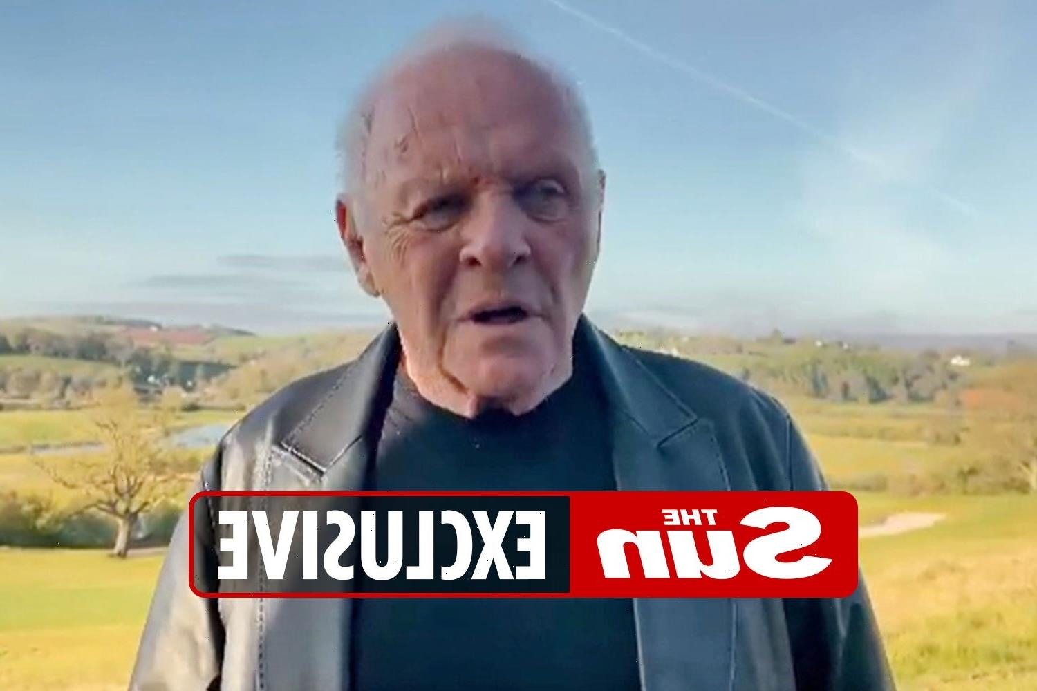 Sir Anthony Hopkins swapped trip to the Oscars in LA for £1.60 steak bake from Greggs
