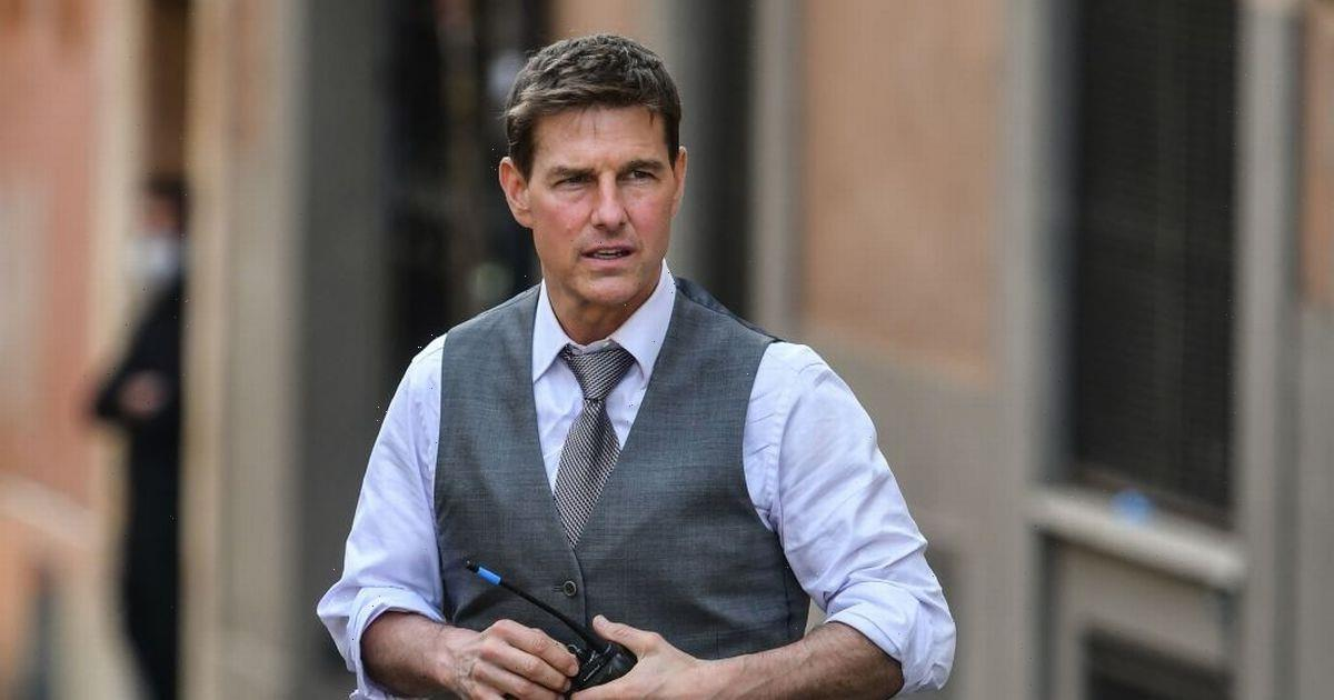 Tom Cruise Mission: Impossible 7 train crash scene at risk following complaints